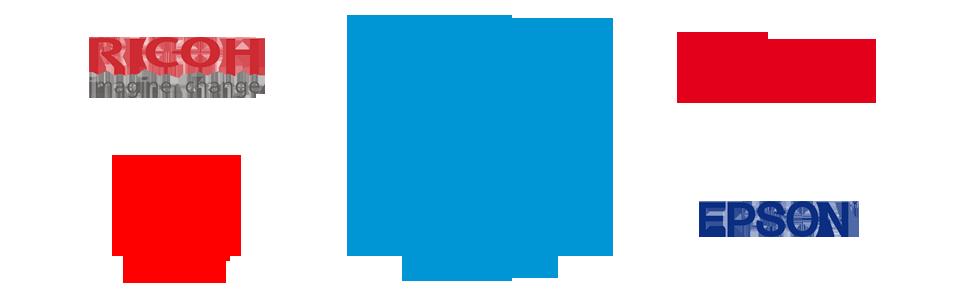 HP OCE CANON